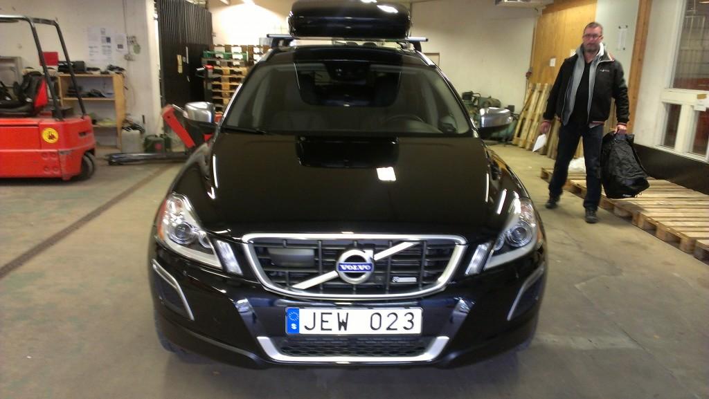 Takbox Packline Family Volvo XC60