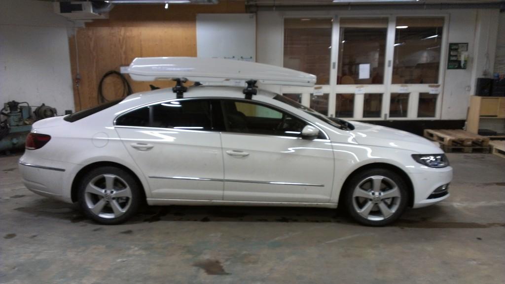 Takbox Packline FX-SUV Volkswagen Passat CC