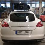 Takbox Thule Dynamic 900 Porsche Panamera